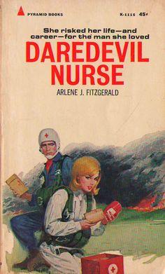 Nurses by the Book – Daredevil Nurse
