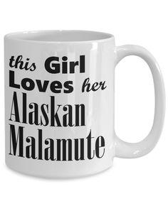 Alaskan Malamute - 15oz Mug