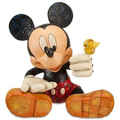 Mickey Mouse Garden Statue by Jim Shore   Item No. 6804101040163P  Be The First To Write a Review  Our Price:  $134.50