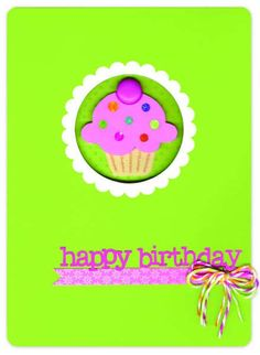 Happy Birthday featuring Create-A-Card Assortment Packs from Doodlebug
