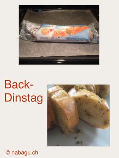 Back-Dienstag Baguette, French Toast, Breakfast, Food, Tuesday, Food Food, Bakken, Morning Coffee, Eten