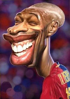 Thierry Henry :v