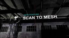 Experience the new Scan-to-Mesh feature in ReCap 360 Pro and easily convert point clouds into textured meshes. Later any of these high definition meshes c. Poly Tanks, Point Cloud, 3d Scanners, Im Excited, High Definition, Mesh, Clouds, Fishnet, Cloud