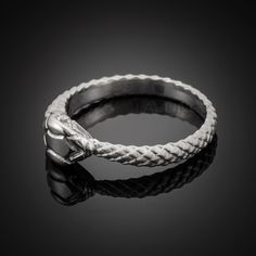 Find everything but the ordinary Snake Ring, White Gold Rings, The Ordinary, Band Rings, Rings For Men, Wedding Rings, Bling, Engagement Rings, Bracelets