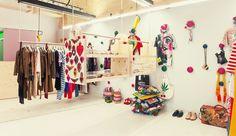 Happy Shop- a new conceptual boutique in Berlin via honestlywtf