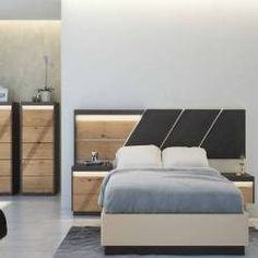 Bedroom Furniture Noche Para El Korean Recamaras Chambre European Wooden Bedroom Furniture Quarto Cabinet Mueble De Dormitorio Bedside Table We Take Customers As Our Gods Home Furniture