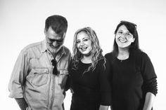 Veronica Gentili/ Portrait Session Backstage - Staff/ Marco e Stefania