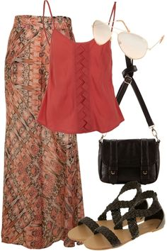 70s inspired Palazzo Pants make this combination endlessly chic.