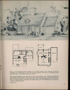 Houses for homemakers-1945
