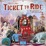 Ticket to Ride Map Collection: Volume 1 - Team Asia & Legendary Asia | Board Game | BoardGameGeek