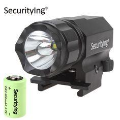 DEL Torche Light Tactical Lampe de poche-fagory Zoom Adjustable Focus Bright...
