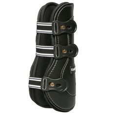 The most popular boot among serious horse show competitors, T-Boot EXP2 features leather-like styling and an outer shell composed of polyurethane to provide extra protection, durability and resistance to wear. Removable T-Foam liners can be machine washed or replaced. Weighted liners available.