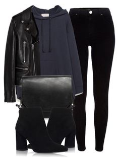 """Untitled #5379"" by laurenmboot ❤ liked on Polyvore featuring River Island, Zara, Yves Saint Laurent, MANGO and Stuart Weitzman"