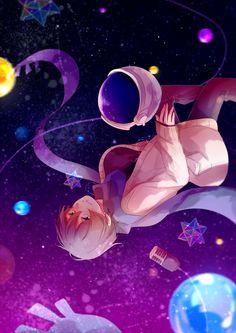 ビー玉の中の宇宙 [1] #soraru