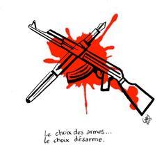 Haut les crayons pour «Charlie» - Libération La Française Catel Muller