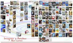 Imágenes y Portadas Mari Carmen, Diseño gráfico: Actualizando trabajos y recordando momentos. Julio...