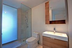 Bathroom in New Condo