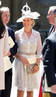 Countess of Wessex, June 4, 2013 | The Royal Hats Blog
