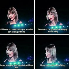 Taylor Swift - 1989 World Tour Long Live Taylor Swift, Taylor Swift Quotes, Taylor Swift Pictures, Taylor Alison Swift, Taylor Swift Facts, Swift 3, Celebs, Celebrities, Role Models