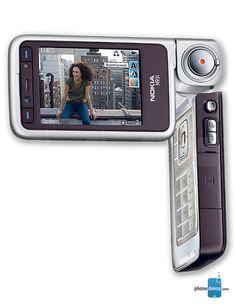 Nokia N93i Photos