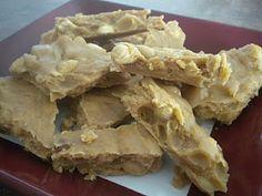 Soft Peanut Brittle recipe, I love this when I go to the Davenport Hotel in Spokane