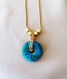 Blue Mosaic Turquoise