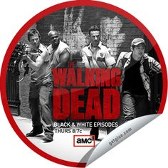 ORIGINALS BY ITALIA's #AMC #TheWalkingDead: Tell it to the Frogs Sticker | GetGlue