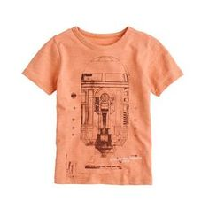 Kids' Star Wars™ for crewcuts tee - J.Crew