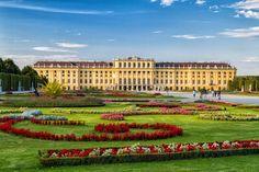 El Palacio de Schonbrunn, en Viena, uno de los mejores ejemplos de la época imperial.
