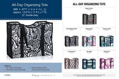 Love this tote - great for any event/outing.   mythirtyone.com/carlacannoy