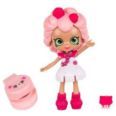 Happy Places Shopkins Season 3 Doll, Berribelle