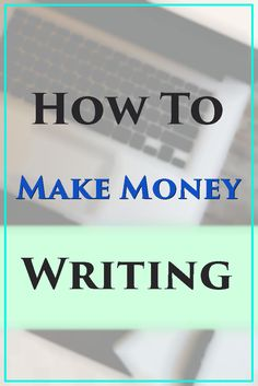 Do you like to write?  Do you want to know how to make money writing? In this…