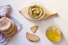 BABA GANOUSH. Receta de crema de berenjenas #babaganoush #recipe #receta