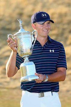 Jordan Spieth - US Open 2015. World Rating 2.