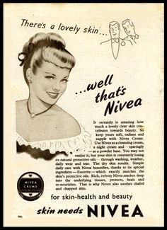 NIVEA Creme: Facial Moisturizer, Makeup Remover, Hair Mask - in a $1 Tin!