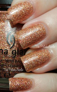 The PolishAholic: China Glaze Holiday