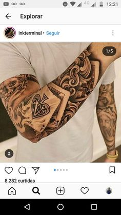 Sleeve ideas # sleeve ideas # sleeve ideas - Sleeve ideas # Sleeve ideas You are in the right place about tattoo girl Here we offe - Skull Sleeve Tattoos, Forearm Sleeve Tattoos, Best Sleeve Tattoos, Sleeve Tattoos For Women, Tattoo Sleeve Designs, Forarm Tattoos, Small Forearm Tattoos, Body Art Tattoos, Hand Tattoos