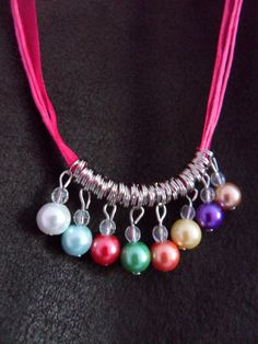 values necklace- this looks easy and fairly cheap for a camp craft