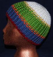 .Free Crochet Hat Pattern.