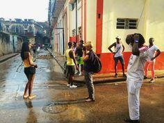 Hace dos años, la fotógrafa Mihaela Noroc, residenciada en Rumania, decidió que necesitaba un cambio en su vida. En La Habana, Cuba.