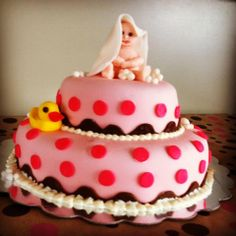 baby girl shower cakes | baby shower cake pumpkin cake with cream cheese frosting the baby ...