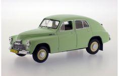 Gaz M20 Pobieda (1st Series) - Light Green (RAL6019) - 1949