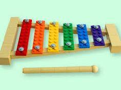 Resultat d'imatges de RECICLAR PIEZAS DEL LEGO