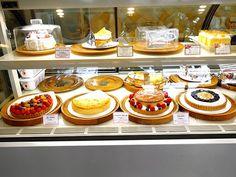 ドルチェマリリッサ(Dolce MariRisa)都立大学店 ケーキバイキング ケーキ&フードブッフェ 2012年8月