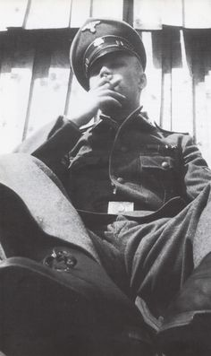 Finn serving in the Finnish Volunteer Battalion of the Waffen-SS.