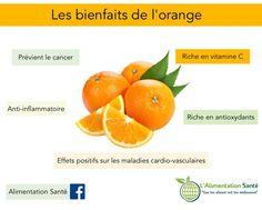 Les bienfaits de l orange