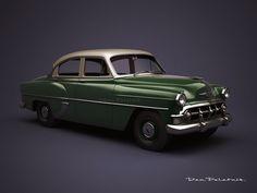 1953 Chevrolet 210 4-Door Sedan
