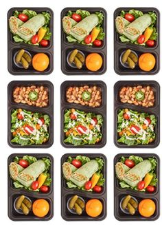 The snack is a topic that is talking about nutrition. Low Carb Meal Plan, Healthy Meal Prep, Healthy Snacks, Healthy Eating, Healthy Recipes, Clean Eating, Greek Marinated Chicken, Meal Prep Bowls, How To Make Salad