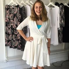 Friday fan favorite! So, happy this little gem found her perfect dress with Alexandra Lin...Thanks Pearl you look fantastic! #fashion #pretty #sarasota #love #fashiongram #ootd #fashionable #linlady