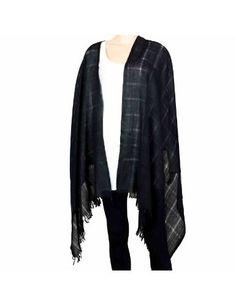 Echarpe indienne - Châle orange en laine - Accessoir chic et élégant - Grande étole pour l'hiver 50 X 177 cm: Amazon.fr: Vêtements et accessoires